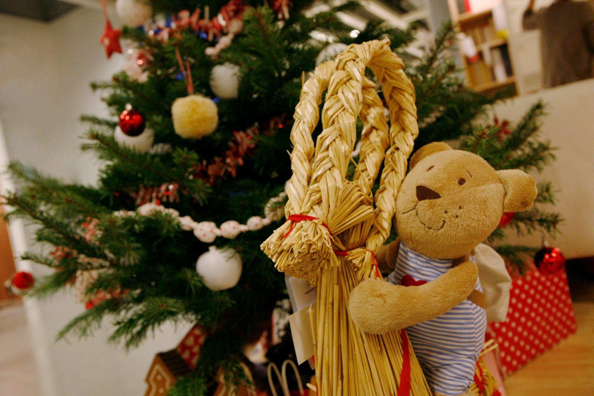 IKEA Jingle Bear