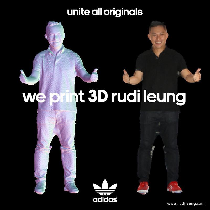 3D rudi leung