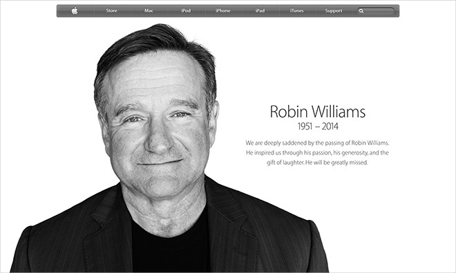 William-Apple Tribute