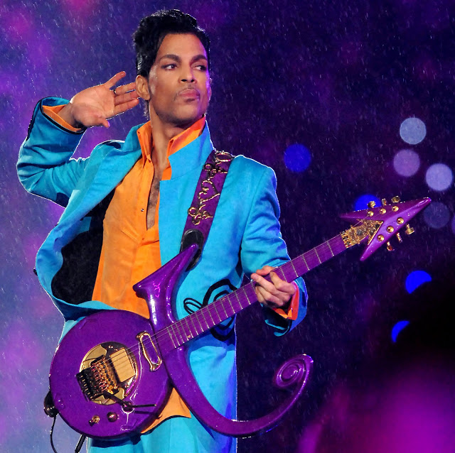 Prince Purple Guitar
