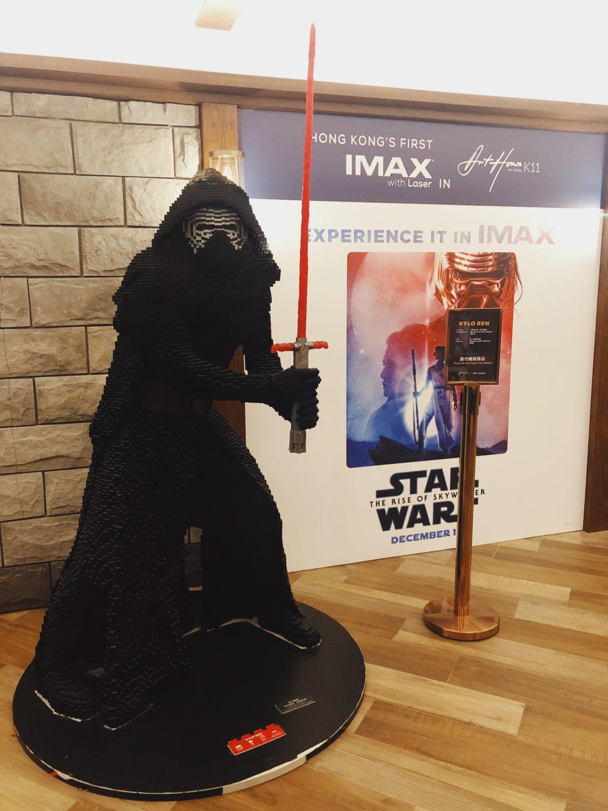 看星戰終曲,一定要看IMAX Laser 3D (無劇透體驗分享)
